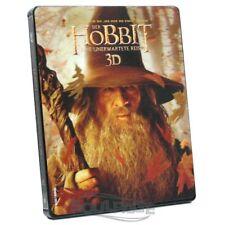 Der Hobbit: Eine unerwartete Reise (3D) [Steelbook] [Blu-ray] NEU / sealed