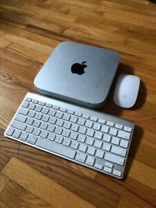 Apple Mac Mini Core i5 1.4 4GB Ram 256 SSD Boxed 2014 A+ Grade  Warranty