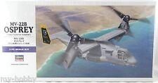 1:72 Scale MV-22B Osprey Model Aircraft Kit - Hasegawa #01571