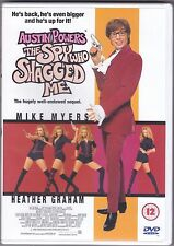 Austin Powers - The Spy Who Shagged Me (DVD, Great Comedy)
