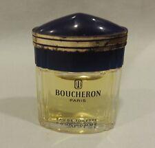Boucheron Pour Homme Man Uomo Profumo EDT MINIATURA Mignon 5ml