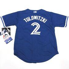 Toronto Blue Jays Infant Kids 18 Months Jersey Cool Base Troy Tulowitzki Alt 3rd