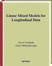 Springer Series in Statistics: Linear Mixed Models for Longitudinal Data by...