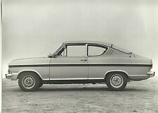 Opel Kadett B Kiemen Coupe Original Foto 1965 - 1967 Photograph