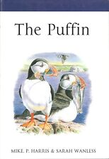 HARRIS MIKE YALE / POYSER MONOGRAPH SERIES THE PUFFINS hardback BARGAIN new
