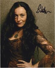 "Lucy Cohu - Colour 10""x 8"" Signed Photo - UACC RD223"