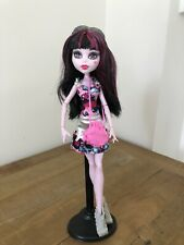 Monster high boo york draculaura doll