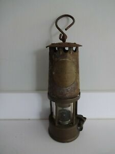 Original Miners Safety Lamp The Protector Lamp &Lighting Co BoolesType SL No 217