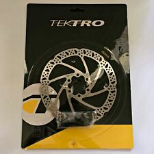Tektro 160mm Disc Rotor — AUS Stock — 6 Bolt Wavy 160-8 9G Disk Brake