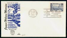 New listing Mayfairstamps Canada Fdc 1967 Ferry Quebec Capital Cachet First Day Cover wwg431
