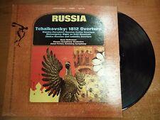 33 RPM Vinyl Tchaikovsky 1812 Overture Sine Qua Non Records SQN7722 Ster050115SM