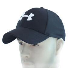 Under Armour Mens Blitzing 3.0 Cap UA Stretch Fit Training Ball Hat Sport Bk XXL