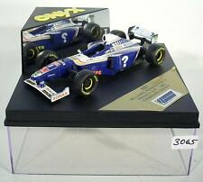 Onyx 1/43 williams renault FW 19 LV CA Driver OVP #3065