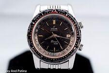 Enicar Sherpa Guide Mk1 Tropical Vintage Watch