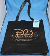 Nice Disney D23 2009 Tote Bag New With Tag