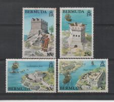 D38 Bermuda 418/21 postfris Schepen
