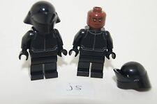 LEGO - 2 FIRST ORDER CREW MEMBER Minifigures - Star Wars The Force Awakens - J5