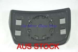 LEFT PASSENGER SIDE IVECO DAILY 2006+ BLIND SPOT MIRROR GLASS WITH BACK PLATE