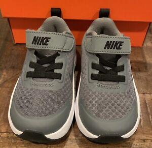 Nike WEARALLDAY (TD) Toddler Smoke Gray/Cool Gray -Size 8- CJ3818-004 NIB-$45.00