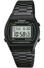 Casio B640WB-1AEF Unisex Retro Collection Digital Black Watch
