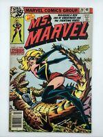 1978 Ms. MARVEL #20 MARVEL NEW COSTUME BRONZE AGE