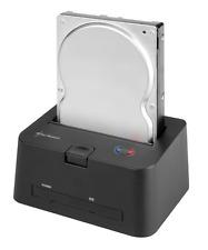 Sharkoon QuickPort Combo - HDD Dockingstation für IDE und SATA Festplatten,
