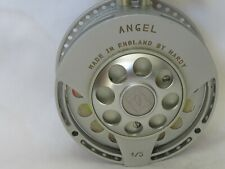 HARDY ANGEL  MK1  4/5 TROUT REEL LINED MADE IN ENGLAND