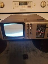 Vintage 80's 1984 Emerson Portable Tv Fm/Am/Psb/Wb Radio Vr-30