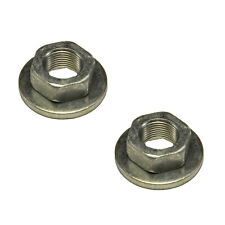 OEM NEW 04-11 Ford Focus PAIR Rear Brake Drum Bearing Retainer Nuts FS4Z3B477A