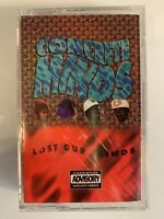 Concrete Minds Lost Our Minds (Cassette) Sealed