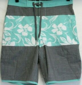 *NEW* Hang Ten Youth Boy's Swimming Board Shorts