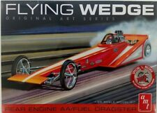 AMT Flying Wedge Rear Engine Dragster 1/25 Scale Model Kit - AMT927