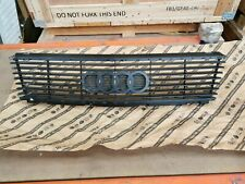 NOS BRAND NEW GENUINE AUDI 100 C3 FRONT GRILL 443853655C