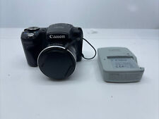Canon PowerShot SX500 IS 16.0MP Digital Camera - Black