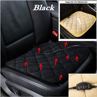 45 * 45CM black Car seat heater winter electric heating pad cushion Universal