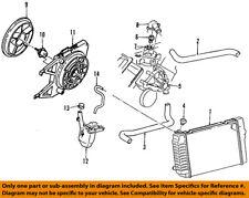 GM OEM-Engine Water Pump Gasket 24506985