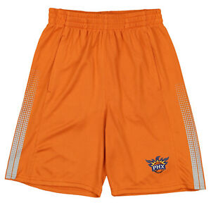 Outerstuff NBA Youth Phoenix Suns Slam Dunk Shorts, Orange