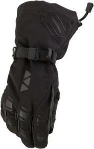 Brand New Arctiva Quest Gloves - XL - Black - # 3340-1303