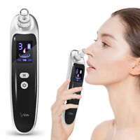 Electric Facial Skin Care Pore Blackhead Cleaner Remover Vacuum Acne bara