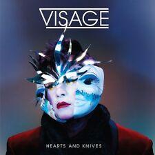 Visage - Hearts & Knives [New CD]