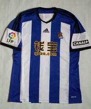 2014 Real Sociedad Adidas Climacool Jersey Size L