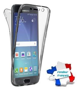 Hülle Silikon Gel Schutz Integral 360° ~ Samsung Galaxy A5 2016/SM-A510
