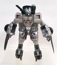 Transformers 2009 ROTF Human Alliance Sideswipe action figure (missing doors)