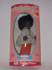 """8"""" Vintage Fisher Price Black Doll Billie In Box 1979"""