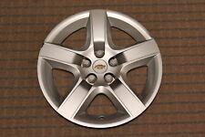 "2008 2009 2010 Chevy Malibu hubcap wheel cover 17"",  9596922, silver"