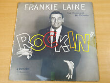Frankie Laine/Rockin'/1957 Philips Mono LP/Paul Weston & His Orchestra