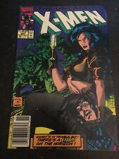 Uncanny X-men#267 Awesome Condition 6.5(1989) 2nd Full Gambit App!!