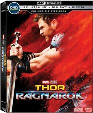 Thor: Ragnarok - Exclusive SteelBook  [4K + Blu-ray]