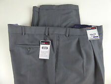 Roundtree & Yorke Travel Smart Ultimate Comfort Stretch Striped Dress Pants NWT