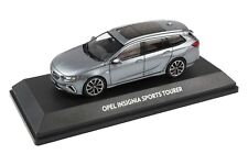 OPEL INSIGNIA B Sports Tourer Voiture Miniature Sammlerauto 1:43 Lumière Gris | oc10926